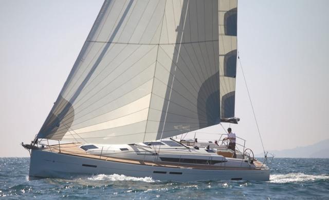 аренда яхты Sun Odyssey Ларнака