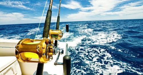 морская рыбалка Кипр