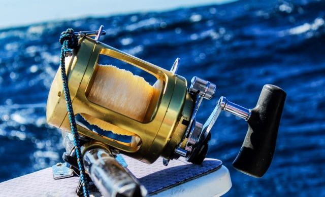 рыбалка в Средиземном море Кипр