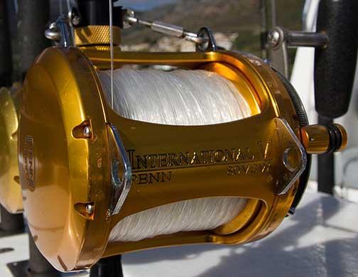 катушка для ловли тунца Кипр