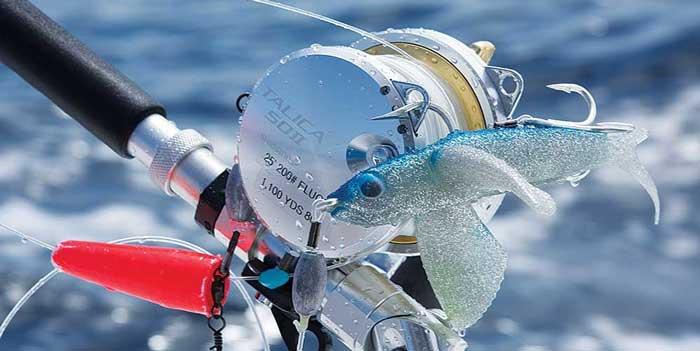 снасти для ловли тунца Кипр