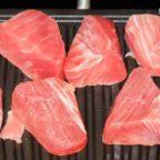 рецепт приготовления тунца на гриле