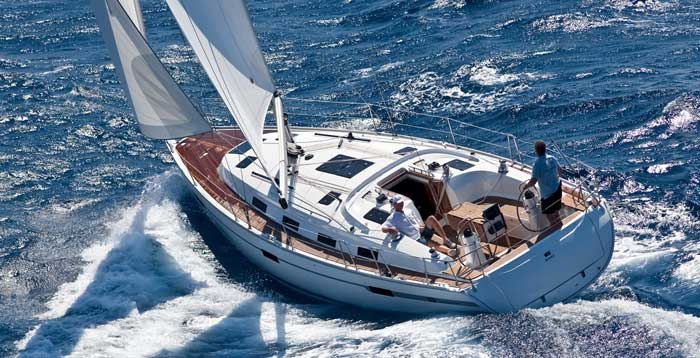 курсы яхтинга на капитана на Кипре