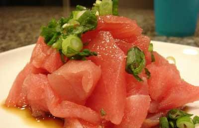 рыбалка Кипр суши тунец