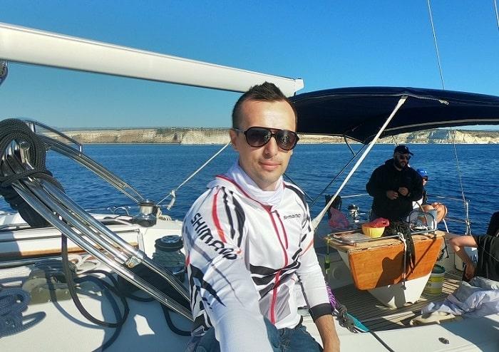 Рыбалка на Кипре с русскоговорящим капитаном