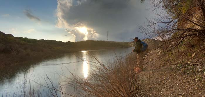водохранилище Эверету бассовая ловля