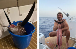 Аренда катамарана для рыбалки Лимассол
