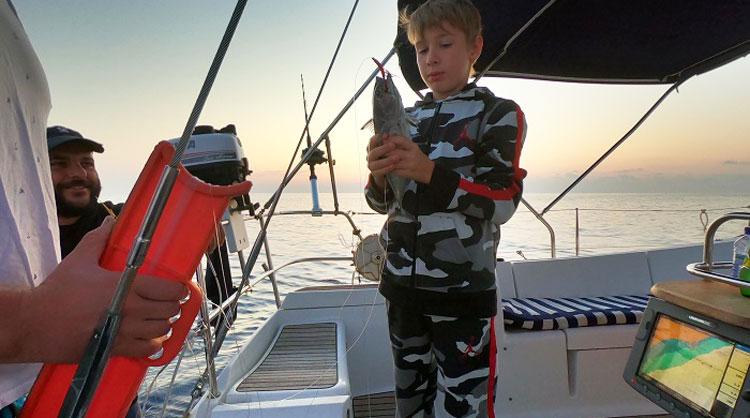 Рыбалка Пафос Кипр