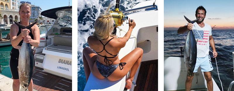Кипр рыбалка